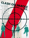 clash on parole tour poster